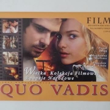 QUO VADIS  - 3 VCD