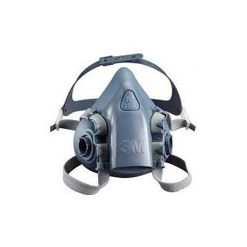 Półmaska maska 3M ZESTAW model 7502 7500 GRATISY