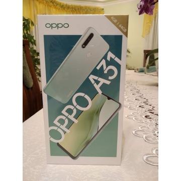 OKAZJA! Nowy smartfon Oppo A31 64GB 4GB gwarancja