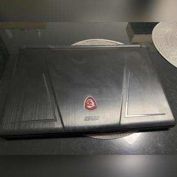 "Laptop gamingowy msi ge73 raider gtx107017""120hzi7"