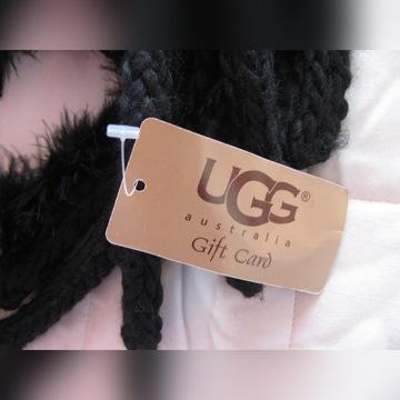 UGG, nowy szalik z Australii, kosztował 640 zł.