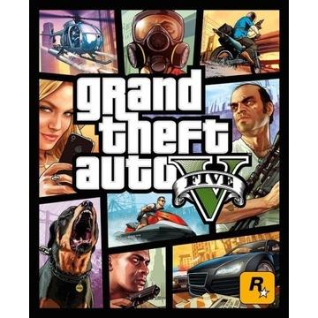 Grand Theft Auto V + GTA V Online + Bonus $