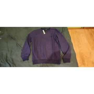 Bluzo sweterek Boss M Lawendowy