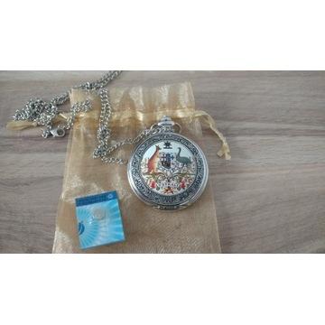 Zegarek kieszonkowy Quartz Australia