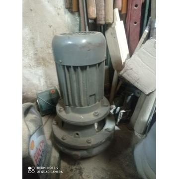 Pompa ciśnieniowa wirnikowa