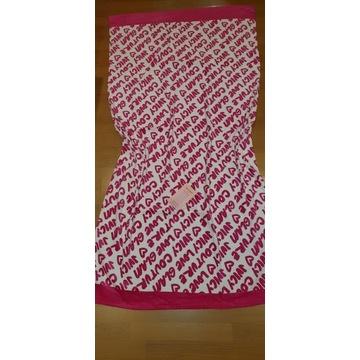 Juicy Couture duży ręcznik plażowy 91cm / 173cm