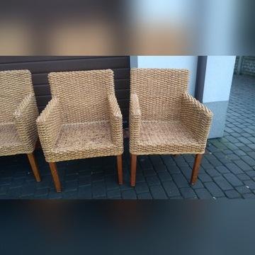 6 foteli  krzeseł