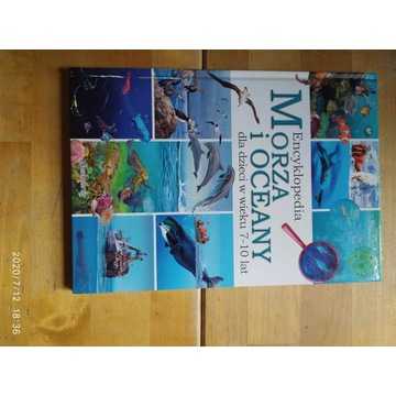 Encyklopedia dla dzieci - Morza i oceany