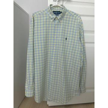 Koszula w krate ralph lauren r. L