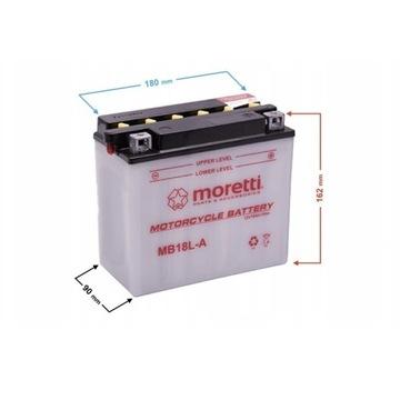 Akumulator MB18L-A MOTO QUAD CROSS