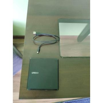 Nagrywarka DVD/CD Lite-On ES1 Ultra-slim black
