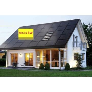 Instalacja Fotowoltaiczna-Zestaw   5 kW z Montażem
