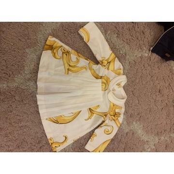 Versace sukieneczka 3 mce