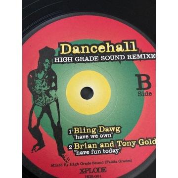 Dancehall High Grade Sound Remixes