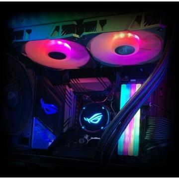AIO Asus Rog Strix LC240 RGB