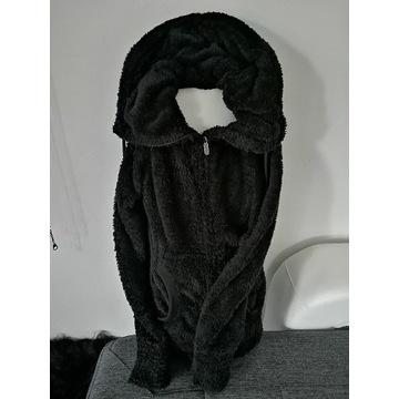 Ciepły miś kurteczka polar sweterek m 38 bluza