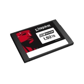 """Kingston 1,92TB 2,5"""" SATA SSD DC500R Dysk SSD"""