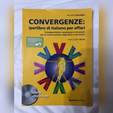 Język włoski podręcznik convergenze