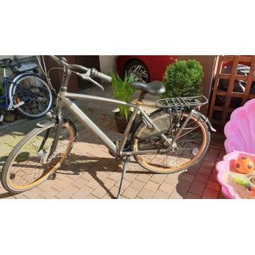 Rower Gazelle c7 orange/męski/D53 Stan doskonały