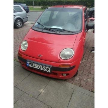 Daewoo Matiz 2000 rok