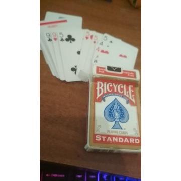 Talia orginalnych kart Bicycle