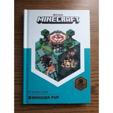 Minecraft Podręcznik minigier PVP Mojang