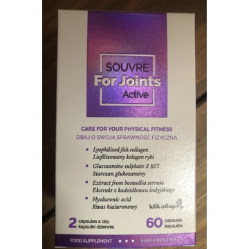 Kolagen na stawy For Joints Souvre