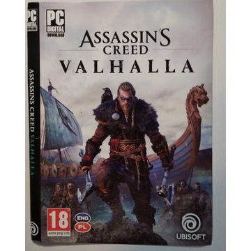 Assassin's Creed Valhalla PC klucz wersja cyfrowa