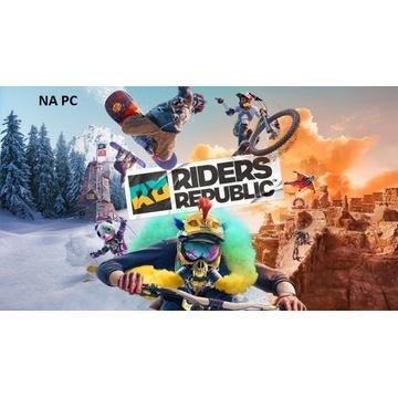 Gra RIDERS REPUBLIC PC + 20 gier