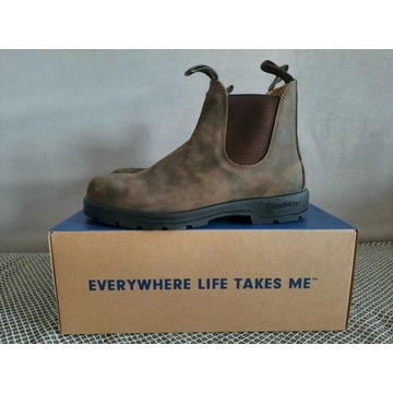 Blundstone Style 585 Rustic Brown