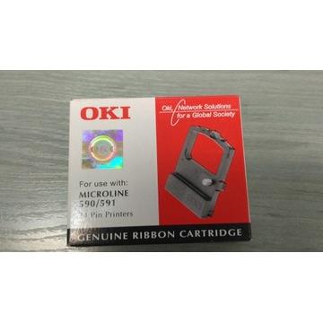 Cartridge do drukarki 24 igłowej OKI590/591- 4szt.