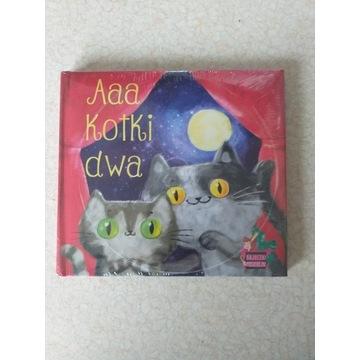 Bajeczki pioseneczki: Aaa Kotki dwa CD