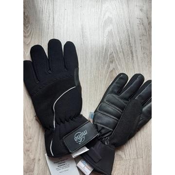 Rękawiczki zimowe na rower MIMO rowerowe  L jak M