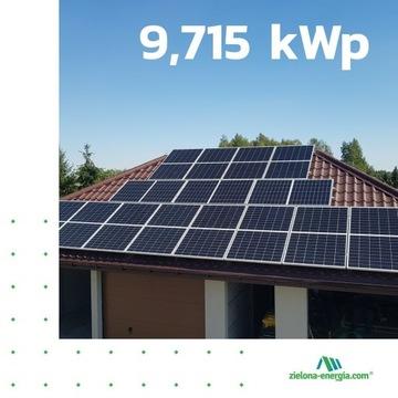 FOTOWOLTAIKA PREMIUM panele słoneczne 9kW