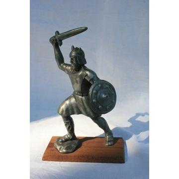 Statuetka/figurka wiking Norwegia Vikings wojownik