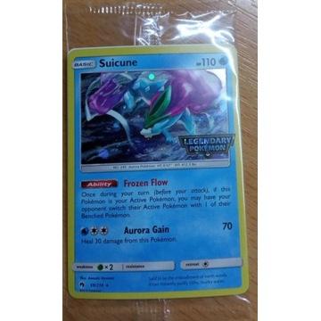 Pokemon Suicune Holo Legenda Promo! Mint/Near Mint