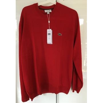 Nowy sweter Lacoste Rozmiar XL