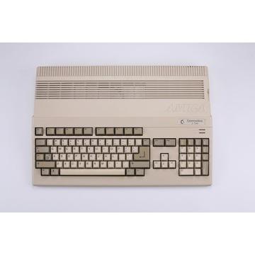 Amiga 500, kick 1.3, rev 6A, bardzo zadbana