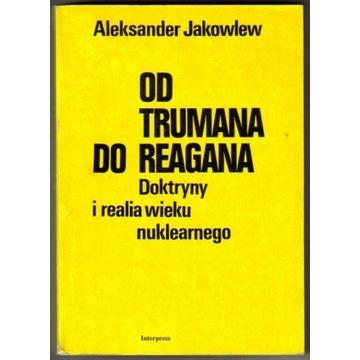 OD TRUMANA DO REAGANA