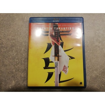 Kill Bill vol.1 Blu-ray PL