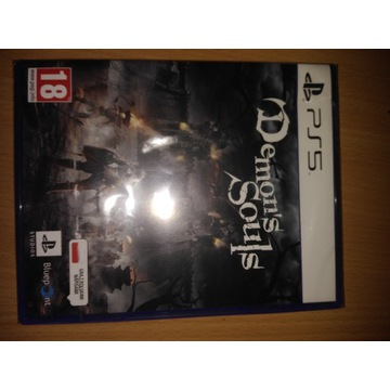 Demons Souls PS5