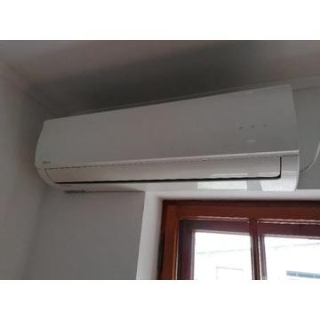 Pompa Ciepła Powietrze Powietrze OD 60M2 DO 80M2
