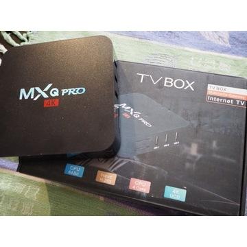 TV BOX - MXQ PRO 4K