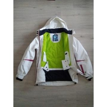 Strój narciarski kurtka spodnie czapka thinsulade