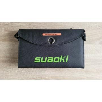 Panel słoneczny 25W SUAOKI przenośna ładowarka USB