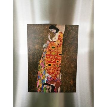 Magnes art. Gustav Klimt Nadzieja duży!
