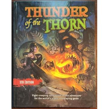 Thunder of the Thorn przygoda do 5E rpg nowy