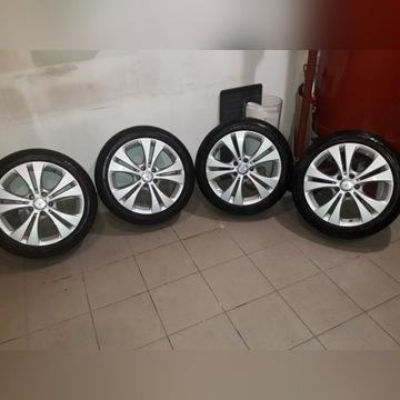Felgi aluminiowe 17'' Mercedes