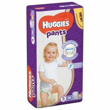 Huggies Uni ND High Jumbo 5 (12-17 kg) 34 szt.