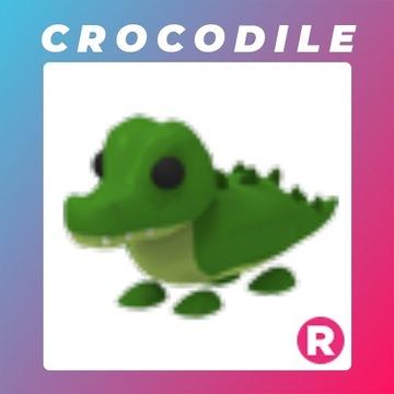 Roblox Adopt Me Crocodile R
